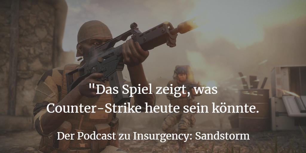 Insurgency: Sandstorm – Ist das eine neue Art von Shooter?