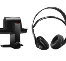 Das AKG K930 in schwarzer Farbe