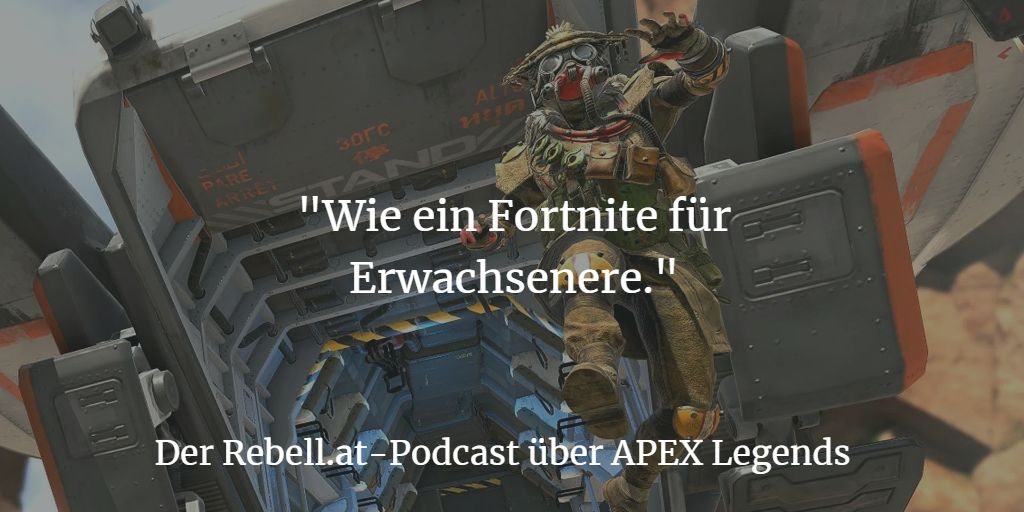 APEX Legends: Was kann das Battle Royale der Titanfall-Macher?
