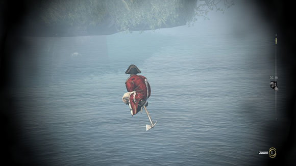 Assassin's Creed IV: Glitch
