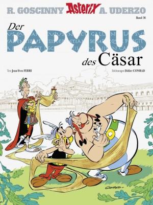 Asterix: Der Papyrus des Cäsar (Band 36)