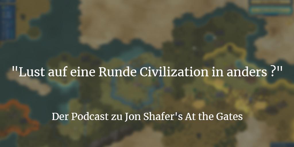 Jon Shafer's At the Gates – Konkurrenz für Civilization?