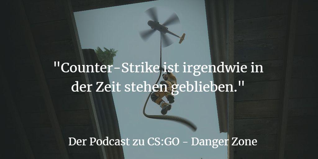 Danger Zone: Was kann das Battle Royale von CS: GO?