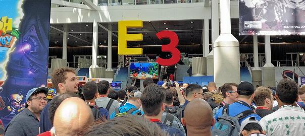 E3 2017 am Eröffnungstag