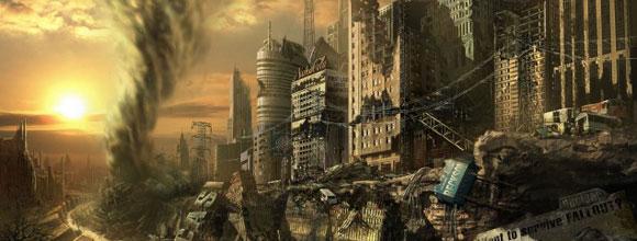 Falls es Sie interessiert: Dieses Bild könnte eventuell etwas mit Fallout 4 zu tun haben.
