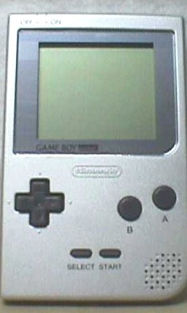 "Niemals ""out of date"", der Gameboy Pocket"
