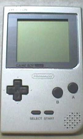 """Niemals """"out of date"""", der Gameboy Pocket"""