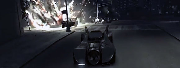 GTA IV: Mit dem Batmobil durch Liberty City