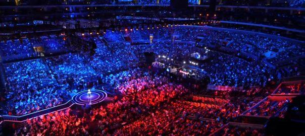 League of Legends zieht Publikumsmassen an (Foto: Riot Games)