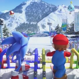 Ausschnitt aus dem CGI-Trailer zu Mario & Sonic bei den Olympischen Winterspielen