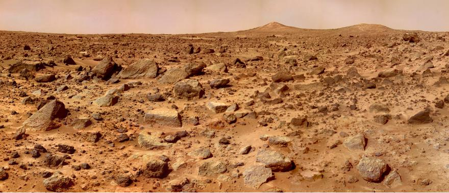 Mars (Nasa/JPL)