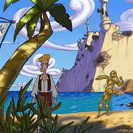 Bild aus Monkey Island 3