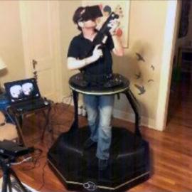 Virtua Omini + Oculus Rift = Yeah!