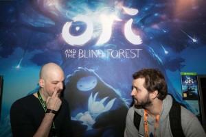 Thomas Mahler erklärt uns Ori and the Blind Forest