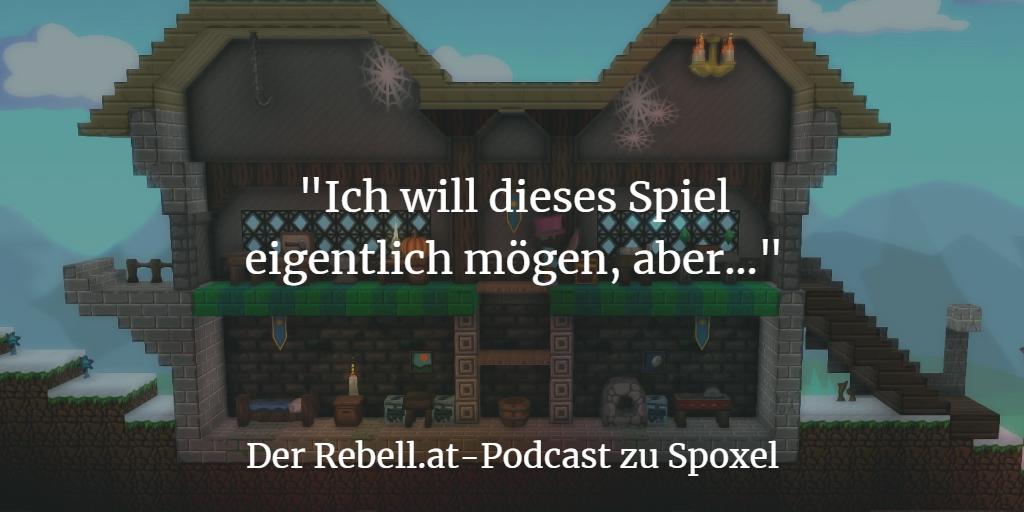 Spoxel: Minecraft mit selbst programmierten Zaubersprüchen