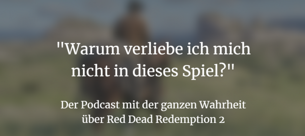 Red Dead Redemption: Podcast Cover