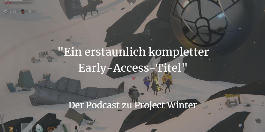Project Winter: Überleben und überlisten im Schneesturm