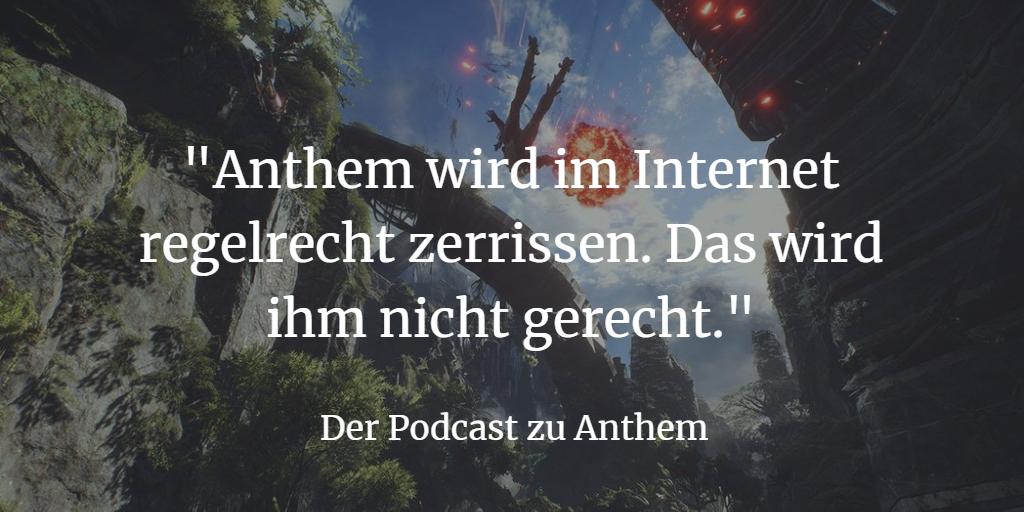 Anthem: Hat das noch die Seele von Bioware-Spielen?