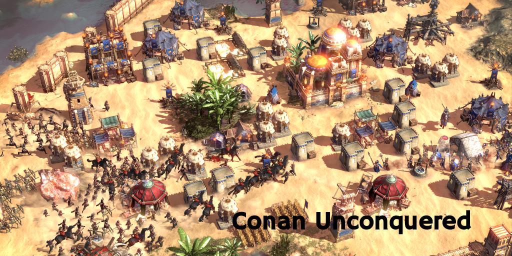 Conan Unconquered: Willst du ewig leben?