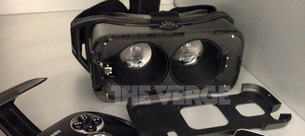 Samsung Gear VR Photo Leak