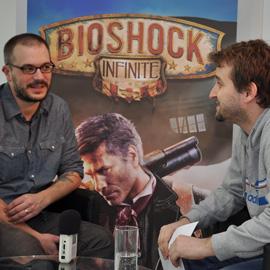 Shawn Robertson spricht mit Tom über das kommende BioShock: Infinite