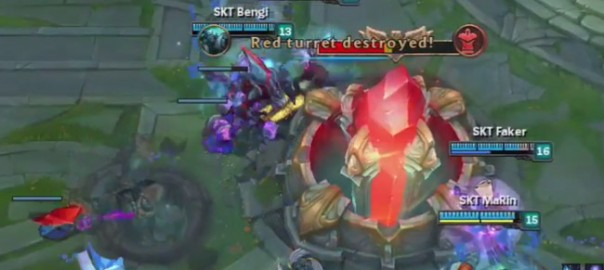 League of Legends, Worlds 2015: SKTelecom T1 vs Origen