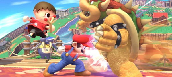 Super Smash Bros (Wii U)