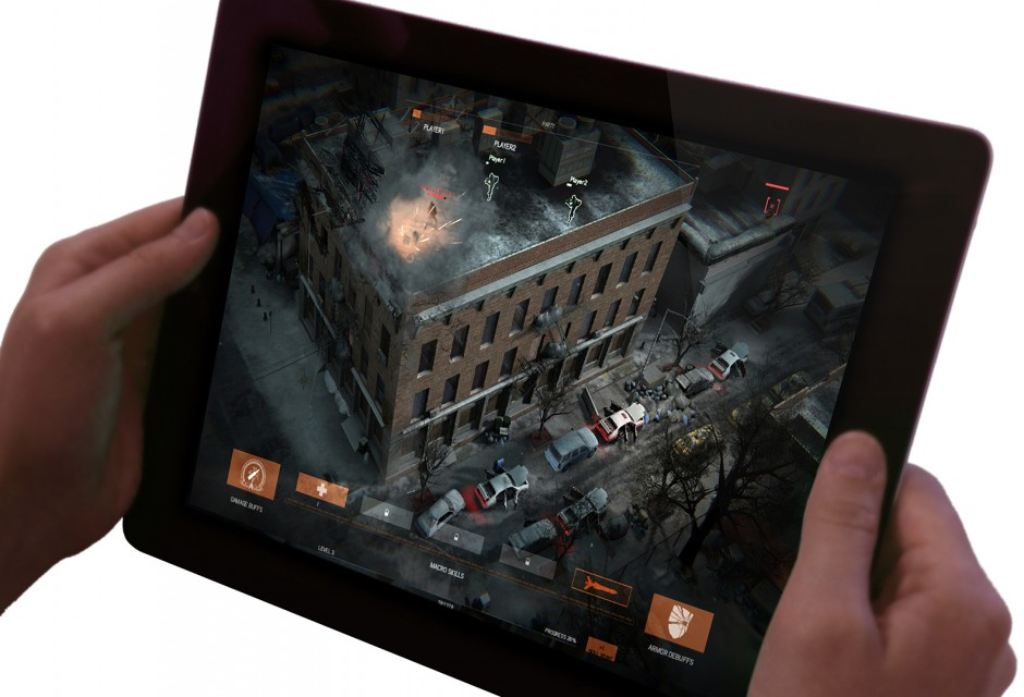 Tom Clancy's The Division: Tablet App