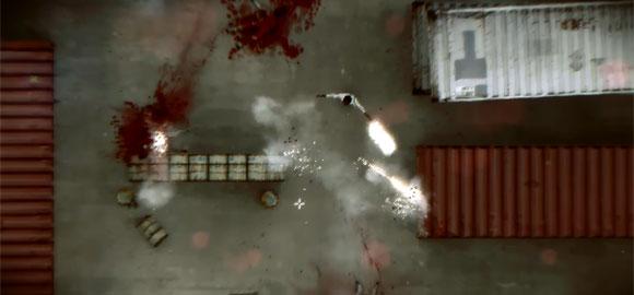 The Hong Kong Massacre: Blut in rauen Mengen
