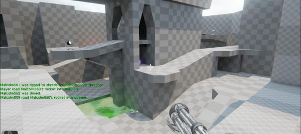 Unreal Tournament 2014 (Pre-Alpha)
