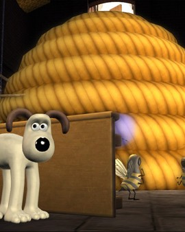 Wallace & Gromit: Fright of the Bumblebees