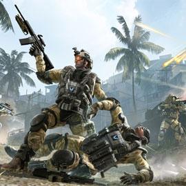 Warface, Cryteks derzeitiges Projekt, ist ein Free-to-Play-Multiplayershooter