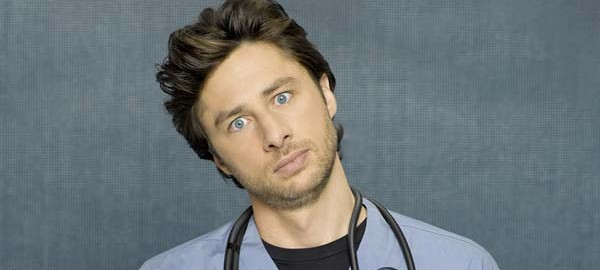 Zach Braff als J.D. in Scrubs