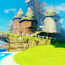 Zelda: The Wind Waker (WiiU)